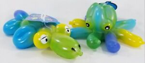 Alligator-and-Octopus-Balloon-A-Tix-Loud-Squeaker-dog-toys-puppy-Gift-B50