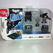 Apptivity The Dark Knight Rises Batarang Strike Batman & The Bat Starter Set DC