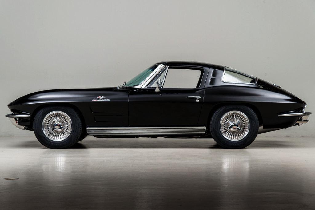 Corvette 1963 1 chevrolet gebaut, 20 sport 25 rennen 16 wagen 18 vintage - 24 - modell.