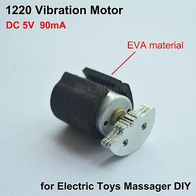 2PCS Small DC 6V-12V Strong Vibration R260 Vibrator Vibrating Motor DIY Massager