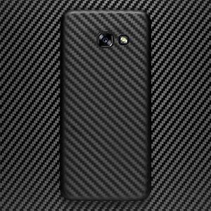 best website 3d060 d4e26 Details about Ultra Thin Slim Hard Case Cover Carbon Design Cover For  SAMSUNG GALAXY A7 2017
