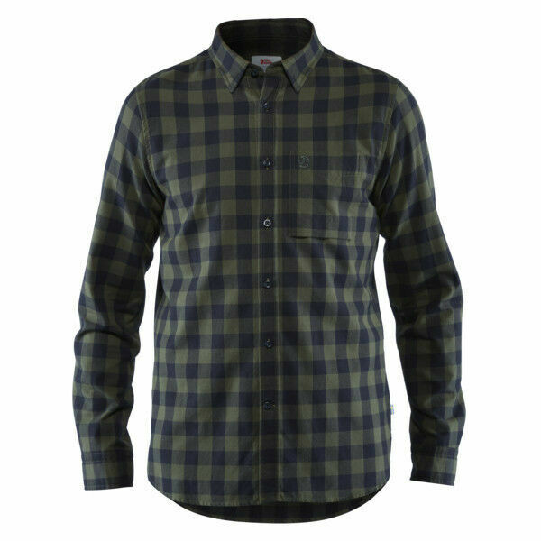 Fjallraven Ovik Shirt Deep Forest Various Sizes (F81883-662)