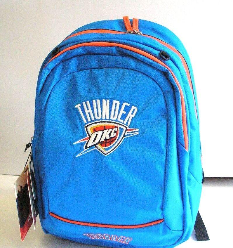 tutti i beni sono speciali ZAINO SCUOLA, NBA NBA NBA THUNDER OKC, Novità scuola 2018-2019  spedizione gratuita