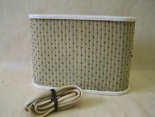 Alter L2057 Lautsprecher, DDR Rockabilly Kult Retro Vintage Design Boxen