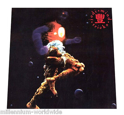 "JEDI MIND TRICKS – THE PSYCHO SOCIAL - 12"" RED VINYL LP, SEALED, BONUS TRACKS"