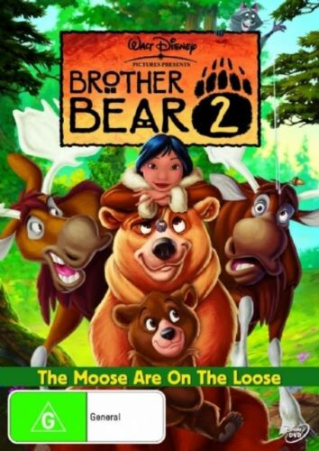 1 of 1 - Brother Bear 02 (DVD, 2006)