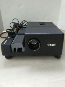 Rollei-P355-Autofocus-35mm-Slide-Projector-Tested-amp-Working-Vintage