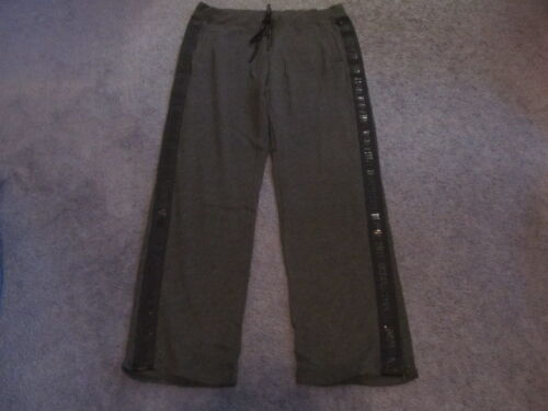 sportivo Segway Black Pantalone Large Dye Side Nip Victoria's Down Single Pant Logo OdwxxZqt6