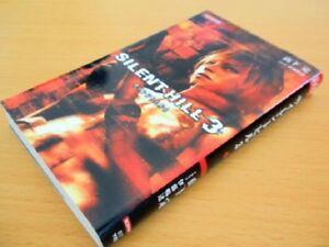 Silent-Hill-3-Japan-Novel-KONAMI-GAME-BOOK