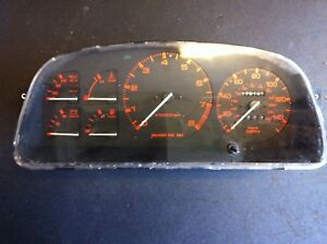 image is loading sd-1989-91-s5-mazda-rx7-manual-instrument-