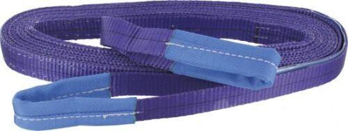 Hebeband 1t violett 2m Rundschlinge Hebeschlinge