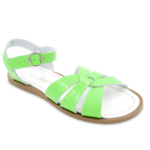 Big Kid Shoe Size To Women S.Details About Salt Water 800 The Original Sandals Big Kid And Women S Sizes All Colors