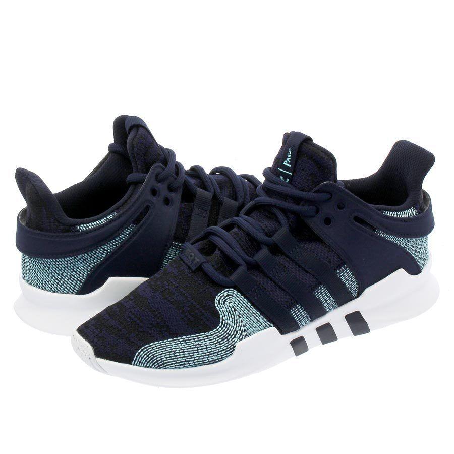 Adidas originali eqt nuova appoggio avanzata ck parley blu cq0299 nuova eqt fede. f9649e