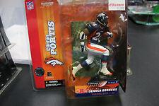 McFarlane SportsPicks NFL Series 7 Clinton Portis Denver Broncos NIB JSH