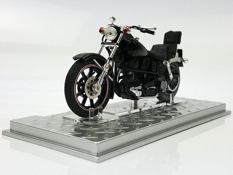 1 24 Harley-Davidson FXB Sturgis 1980 Motorcycle Model