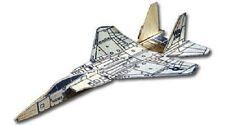 F15 Eagle: West Wings Simple Profile Glider Balsa Wood Model Plane Kit WW419