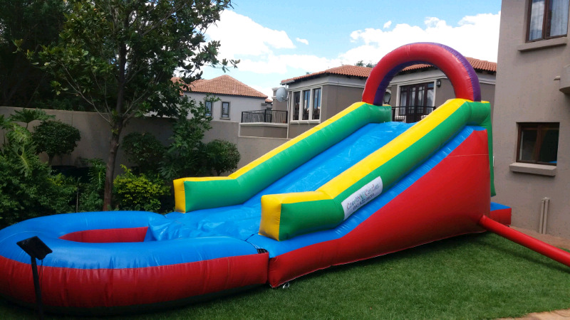 Centurion jumping castle hire R500