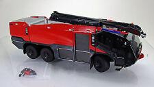 Wiking 043049 Feuerwehr - Rosenbauer FLF Panther 6x6 mit Löscharm Scale 1/43