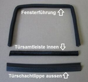 Fensterfuehrung-mit-Schachtleiste-und-Gummilippe-Opel-Rekord-A-B-2-3-tuerer