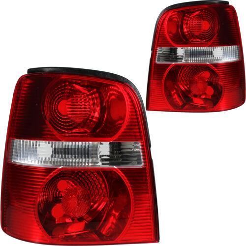 VW Touran 03-06 4X8 rechts /& links Rückleuchten Heckleuchten Set