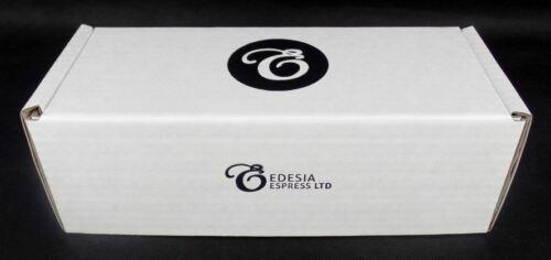 1 Auslauf 7g Sieb Siebträger für ECM Espressomaschinen Walnussgriff