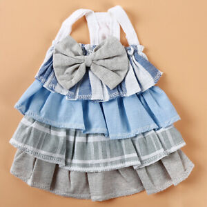 Pet-Bow-Dress-Puppy-Dog-Cat-Skirt-Princess-Tutu-Dress-Summer-Clothes-Apparel-D