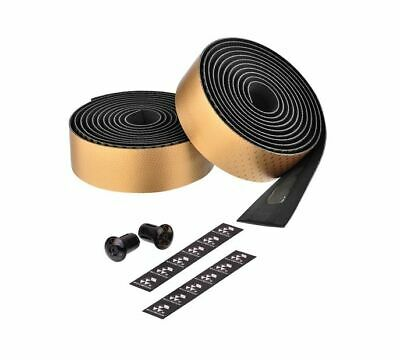 Ciclovation Fusion Bar Tape w// Leather Touch 30mm x 2000 mm Yellow Black