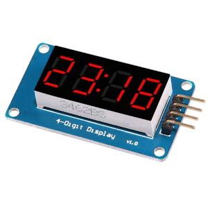 Arduino clock oled display