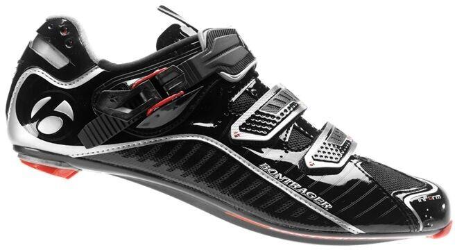 Bontrager RXL Ciclismo Zapato Zapatos de carbono carretera 42 45 Hebilla Nuevo en Caja Top Race