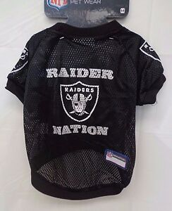 f76b2759ee3 Image is loading Oakland-Raiders-Nation-Pets-First-NFL-Pet-Dog-
