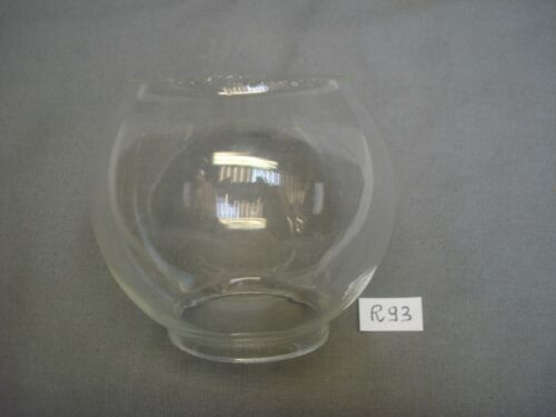 petit verre lampe tempête en verre hauteur 6,9 cm lampe pétrole réf R 93
