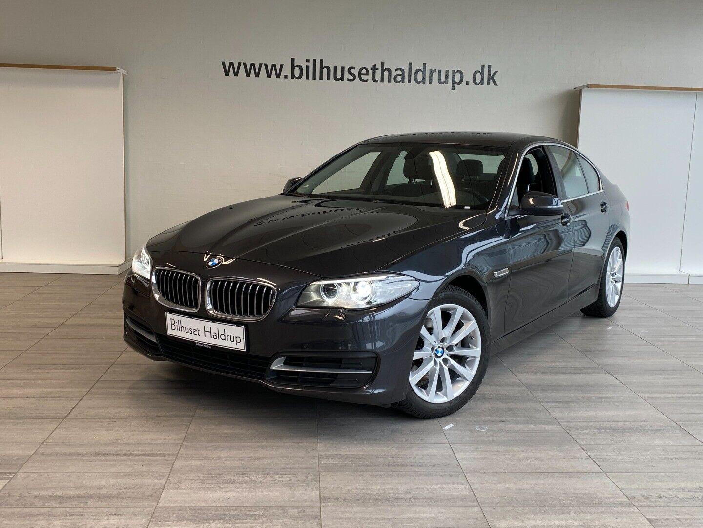 BMW 520i 2,0 aut. 4d - 264.900 kr.