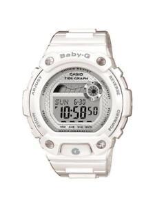 Casio-Baby-G-Uhr-BLX-100-7ER-Digital-Weiss