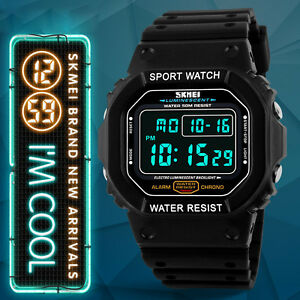 Luxury-New-Digital-Date-Alarm-Military-Rubber-Quartz-Army-Mens-Sport-Wrist-Watch