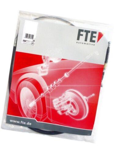 TEXTAR//RST bremsseil freno di stazionamento per OPEL signym posteriore acciaio per VECTRA C STATION WAGON