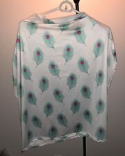 Nursing Scarf Cover Up Apron for Breastfeeding /& Baby Car Seat in Feather