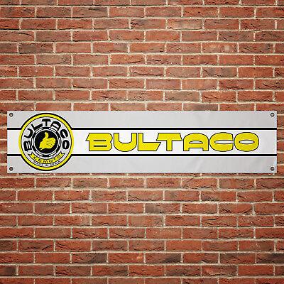 Husaberg Motorcycles Banner Garage Workshop PVC Sign Off Road MX