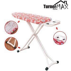 Turnermax maison forte XL grand moyen Planche à Repasser rack fer ajuster la hauteur