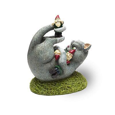 Garden Gnomes Rock Design Gnome Ornements Fantaisie Cadeau Décoration
