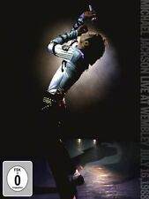 Michael Jackson Live At Wembley 7.16.1988 - Michael Jackson (DVD)