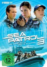 Sea Patrol - Staffel 3 Kirsty Lee Allan, John Batchelor, Geoff Bennett NEW DVD