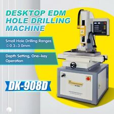 Hole Poppers 00120118 Hole Edm Drilling Machine Dk908d Depth Setting