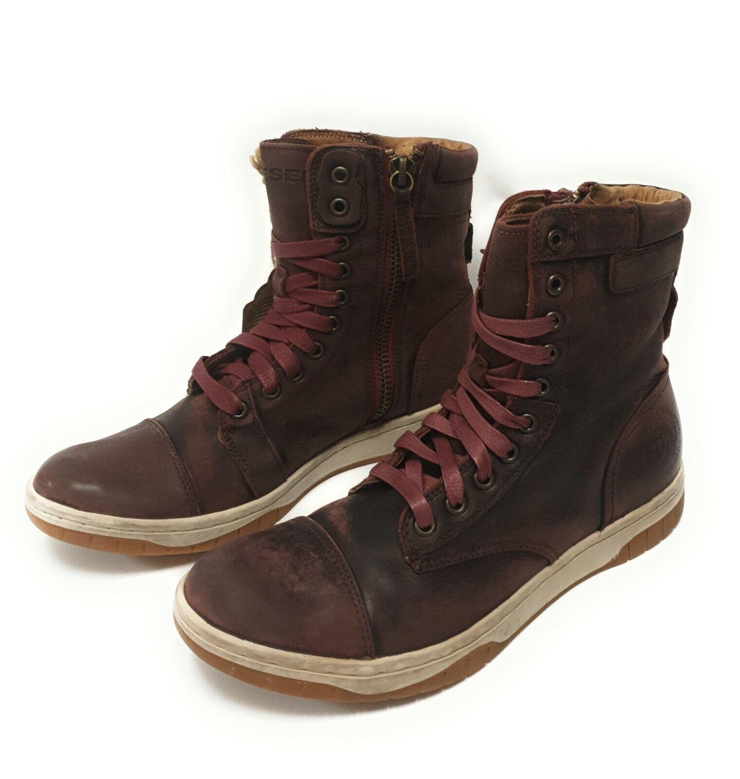 Diesel Basket butsh butsh butsh Zippy caballero zapatillas de cuero con cordones botas Man zapatos z1  el mejor servicio post-venta
