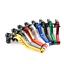 Paar-Kurz-Einstellbar-Brems-Kupplung-Hebel-Brake-FUR-Suzuki-GSXR600-2004-2005 Indexbild 9