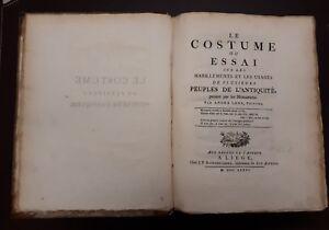 Andre-Lens-Le-Costume-ou-Essai-sur-les-habillements-et-les-usages-Liege-1776