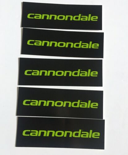 Cannondale Sticker Pack Of 5