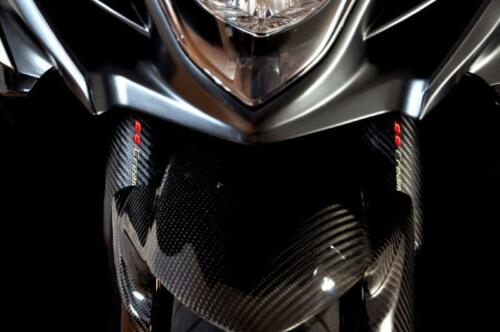 Carbon Fibre Finish Upside Down Fork Protectors Kawasaki ZXR400