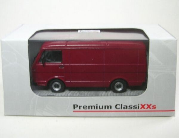 VW LT28 Box (Dark Red)