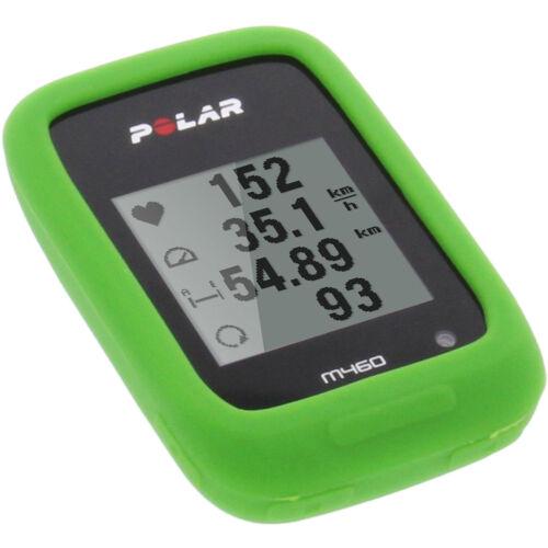 Sac pour Polar m460 Housse de Protection en Silicone Caoutchouc Étui GPS Anti-Chocs