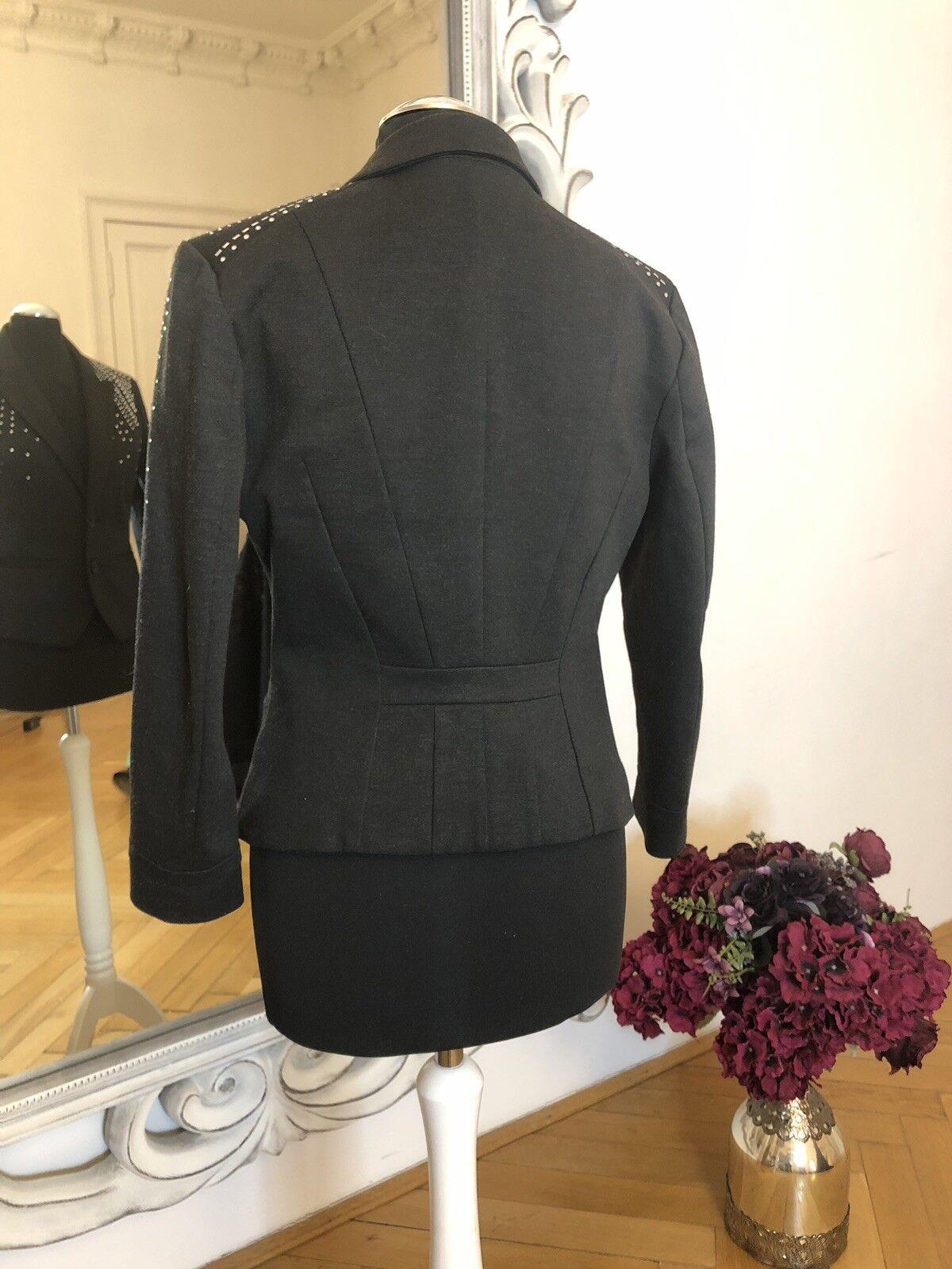 H&M Blazer mit Strass | | | Förderung  | Modern Und Elegant In Der Mode  | Offizielle Webseite  c3edc7